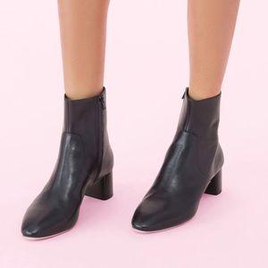 Loeffler randall gema ankle boots booties